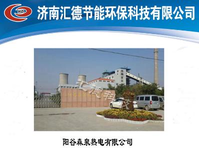 阳谷森泉热电有限公司