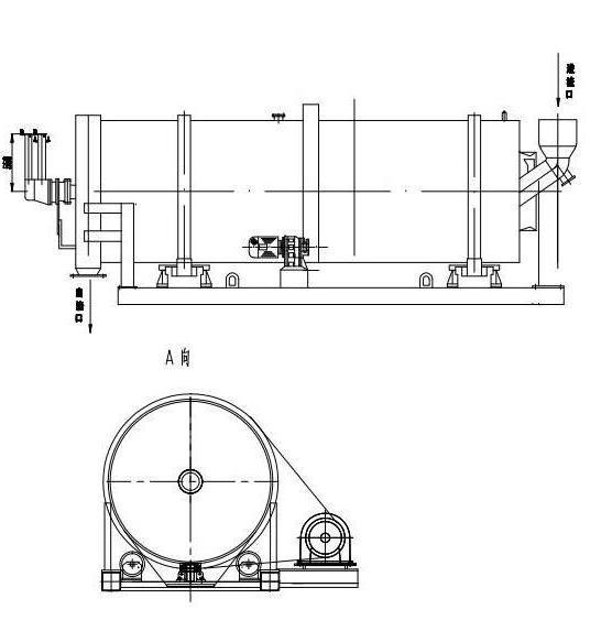 滚筒式冷渣机维护保养使用说明