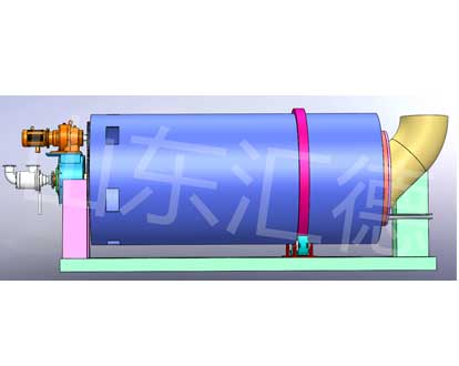 旋翼式热熔器